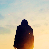 balsamandash: Jane Foster (Thor), backlit and staring into the sky (mcu] just how much a sky can hold)