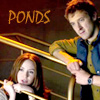 pocketmouse: Amy and Rory Pond (ponds)