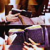 januar: the Doctor and River's journals from Doctor Who ([dw] spoilers)