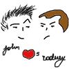 queenofstars: (j/r: toon love)