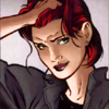 tea: Barbara Gordon/Oracle, pushing her hair back. (Default)