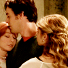 juniperphoenix: Xander, Willow, and Buffy group hug (Buffyverse)