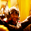 pretty_panther: (av: happy thor)