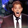 nanceoir: Michael Bublé is shocked. (Shock!)