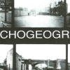 rydra_wong: Cryptic black and white photos of streets; text: CHOGEOGR. (walking -- psychogeography)