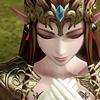 roserade: zelda, legend of zelda (☄ a thousand crystal towers)