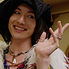 fooljoshi: gokaiger :: basco being fab ([tokusatsu] evil is fabulous bb)