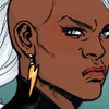 fooljoshi: x-men :: storm lookin pretty pissed ([marvel] oh no you didn't)