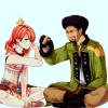 blm: (Sazh & Vanille)