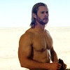 thor_fic: shirtless movie thor (thor)