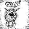 capriuni: a vaguely dog-like beast, bristling, saying: grah! (GRAH)