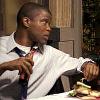 china_shop: Jones at the Burkes' dining table in his shirtsleeves (WC Jones shirtsleeves)