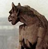 aralin: gargoyle from Notre Dame cathedral (Default)
