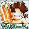 amai_kaminari: minekura beer, icon by amai-kaminari (Default)