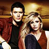 anaraine: Dean Winchester & Buffy Summers ([xover] hold hands and fight)