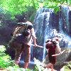 lavendertook: (b/s waterfall)