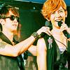 highways: [Wu Chun and Jiro Wang, two members of the Taiwanese band Fahrenheit.] (飛輪海 ☌ 我也想還你 一樣的感動)