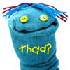 thaddeusfavour: Thad? Sock Icon (socks, thad)