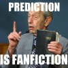 adalger: Harold Camping: PREDICTION IS FANFICTION (prediction)