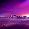 anissu: ([Landscape] Purple Mountain)