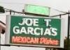 nightdog_barks: Restaurant sign for Joe T. Garcia in Fort Worth, TX (Joe T. Garcia)