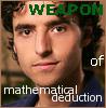 sperrywink: (Mathematical Deduction)