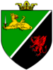knighterrantofthedragon: Alric's Coat of Arms (more or less) (Coat of Arms)