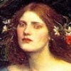 hop: Ophelia's head from the painting by Waterhouse (ophelia)