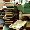 jenab: (book pile)