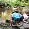 loveandwar: Clan Mitchell children playing (Mitchell children)