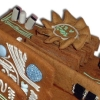 azurelunatic: Computer parts made of gingerbread.  (gingerbread motherboard)