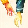 littlepunkryo: (Kirk/Spock hands [ST])