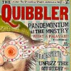 sa_npc: A detail of the cover of Wizarding tabloid The Quibbler. (The Quibbler)