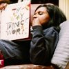 kaitmaree: (mindy (the way things work))
