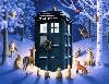 foxy61: Christnas TARDIS (TARDIS)