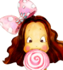 lilylemonblossom: (Lily lollipop)