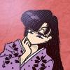 faithfulflame: (Rei Kimono Pensive)