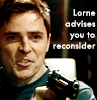 xans: Lorne advises you to reconsider (Lorne-Reconsider)