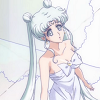 alexseanchai: Queen Serenity from Sailor Moon Crystal opening sequence (Sailor Moon Crystal Queen Serenity)