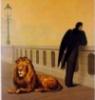 khilari: (magritte homesickness)