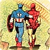 baxter2814: Cap and Tony are totally gay (ironcap)