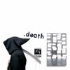 deathisyourart: Text - Death (ME - Death at work)