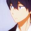 iwatobi: neutral; sigh (won't set my heart)