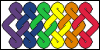 escapepea: A knot in six rainbow colours (Default)