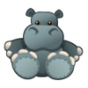 littlegirllost: (hippo)