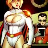karen starr ✰ POWER  GIRL: generic standing around icon