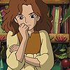 tentacular: Arrietty Clock - The Secret World of Arrietty (Hm... could it be-?)