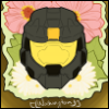 frostflower11: Picture of Agent Washington's helmet surrounded by certain flowers, for certain meanings. (Default)