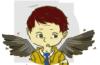 pencilsketchs: chibi Castiel (pic#8469214)