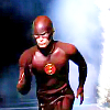 next_to_normal: The Flash/Barry Allen in costume, running (The Flash)
